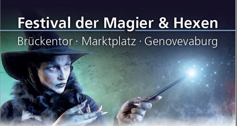 Festival der Magier und Hexen