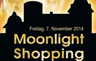 Plakat 2. Moonlight-Shopping