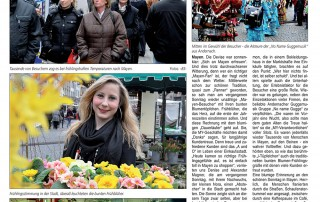 Blick Aktuell, Ausgabe 10/2012