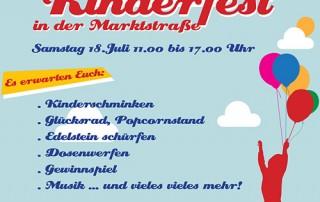 Plakat Kinderfest 2015