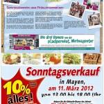 WochenSpiegel, Ausgabe 10/2012