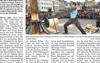 WochenSpiegel, Ausgabe 10/2013