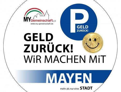 Parken in Mayen – allgemeine Informationen