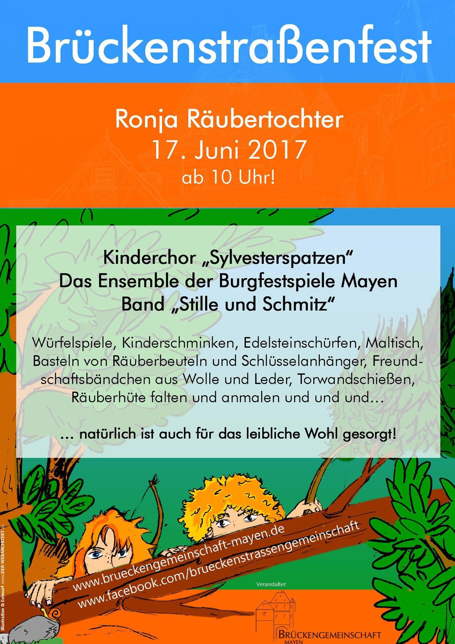 Brückenstraßenfest 2017