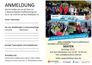 Anmeldung Biathlon 2